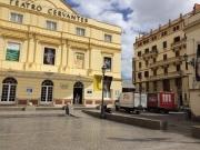 Local comercial plaza Teatro Cervantes